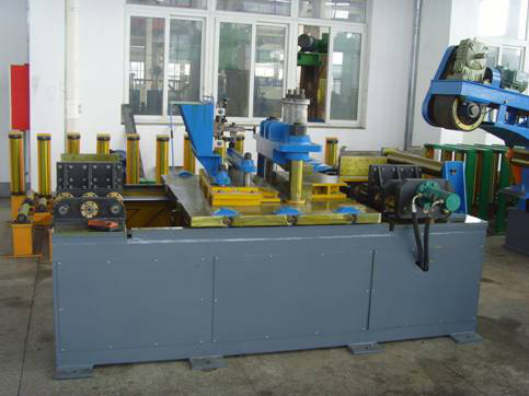 Welding Table and Shear